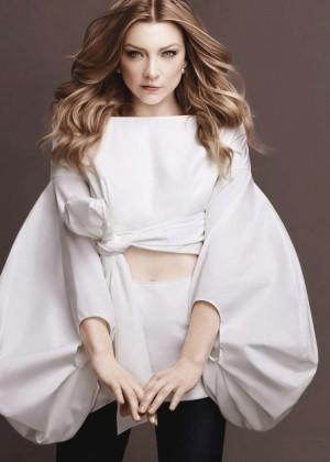 Natalie Dormer - Yahoo Style Digital Magazine (September 2014)