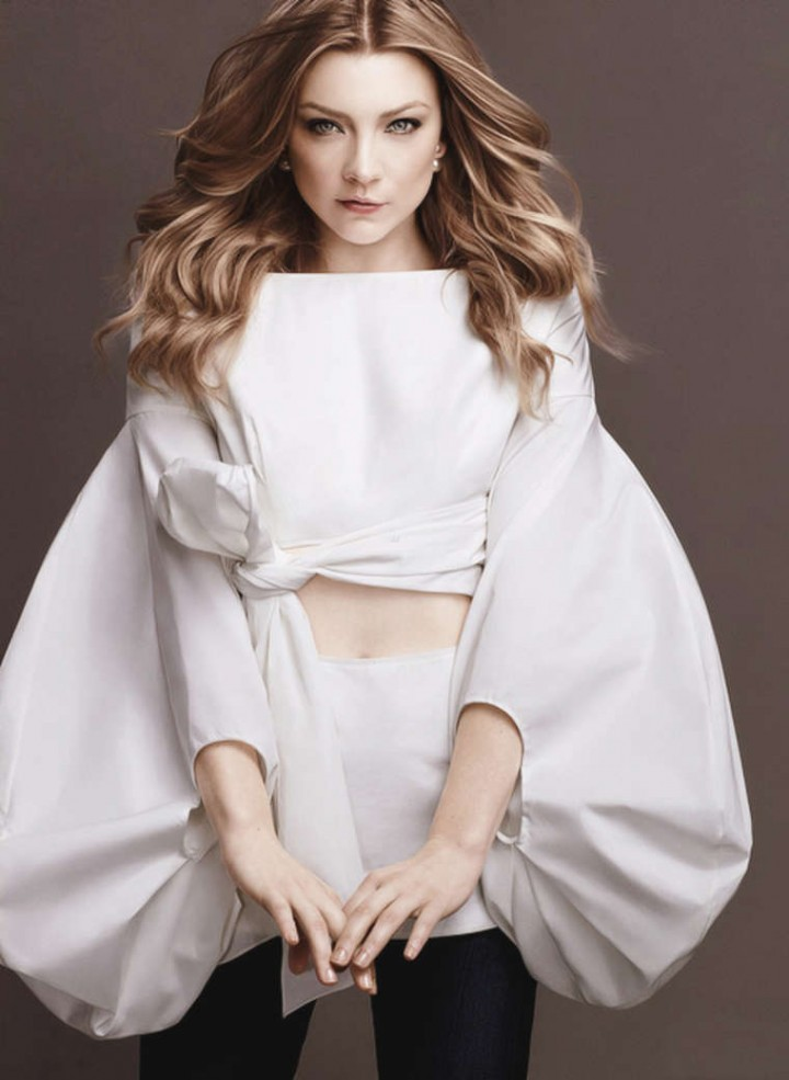 Natalie Dormer - Yahoo Style Digital Magazine (September 2014)