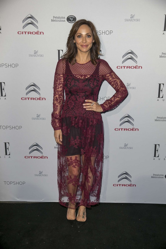Natalie Imbruglia - Elle Magazine Party in Sydney, Australia