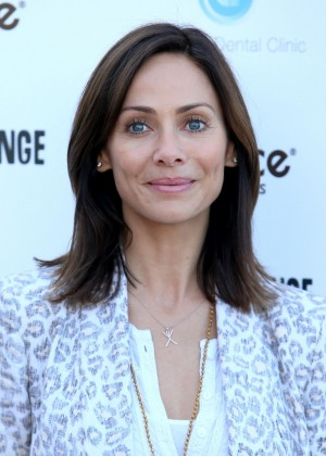 Natalie Imbruglia - Virgin STRIVE Challenge Photocall in London