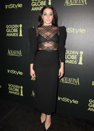 Natalie Martinez - HFPA & InStyle Celebrate 2015 Golden Globe Award Season in West Hollywood