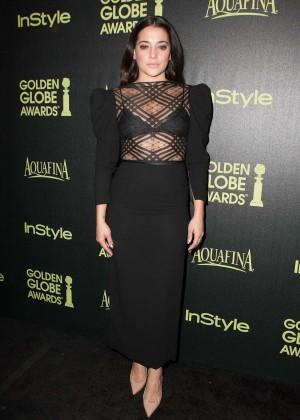 Natalie Martinez - HFPA & InStyle Celebrate 2015 Golden Globe Award Season in West Hollywood