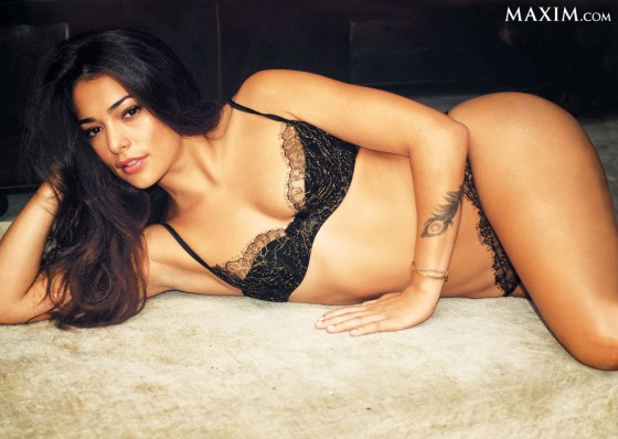 Natalie Martinez hot for Maxim Magazine photoshoot