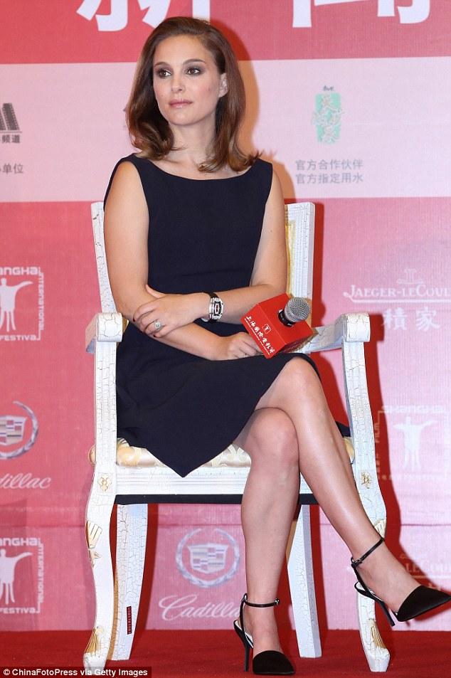 Natalie Portman – 17th Shanghai International Film Festival