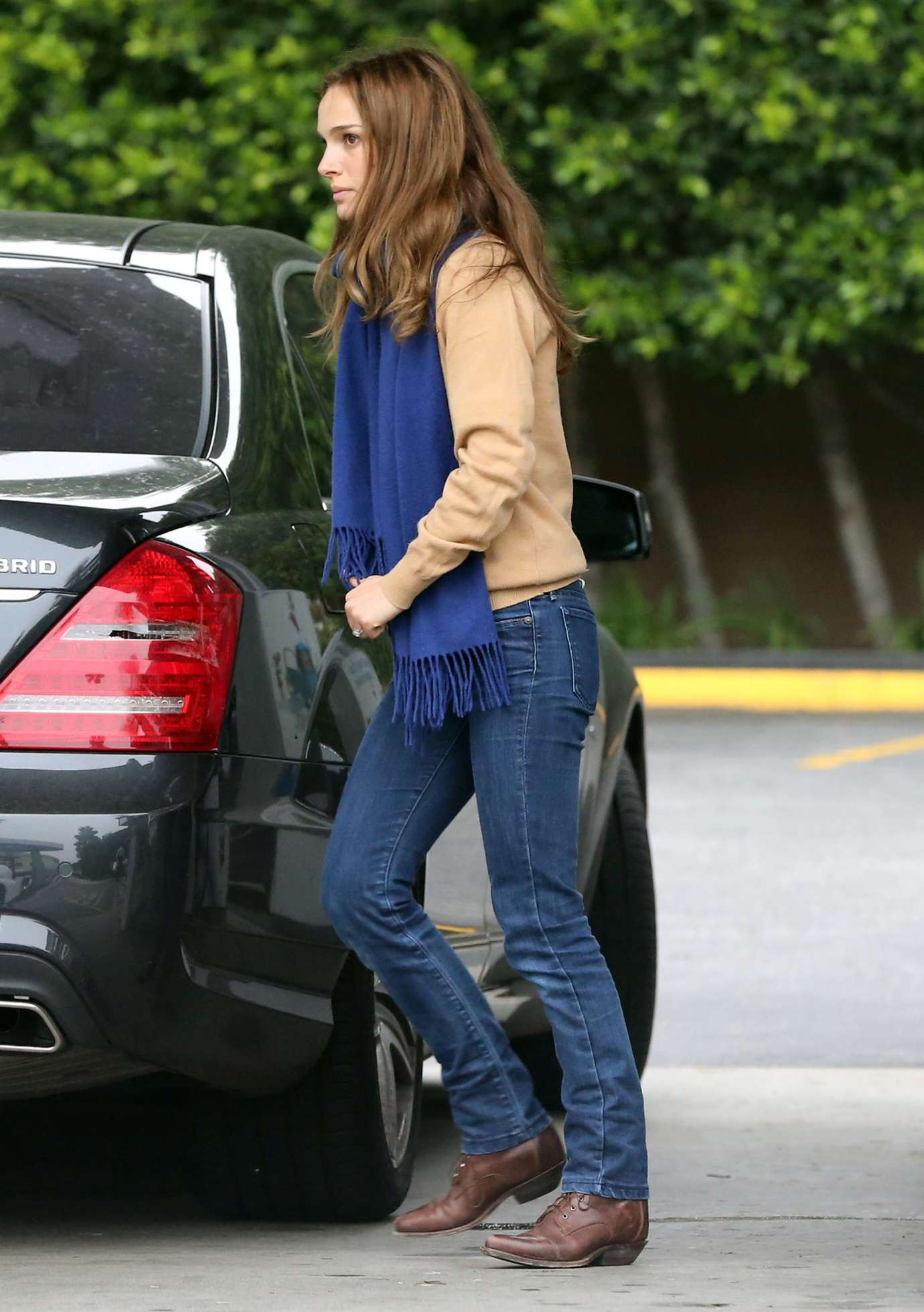 Natalie Portman In Jeans 04 Gotceleb