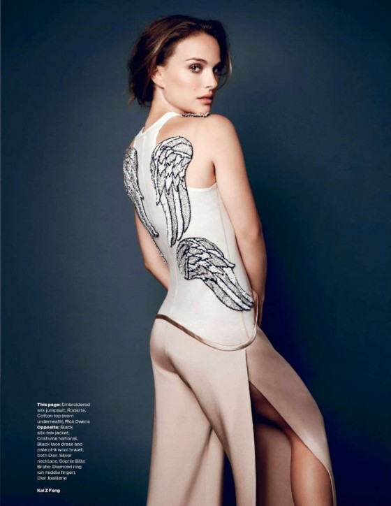 Natalie Portman: ELLE UK (November 2013) -03