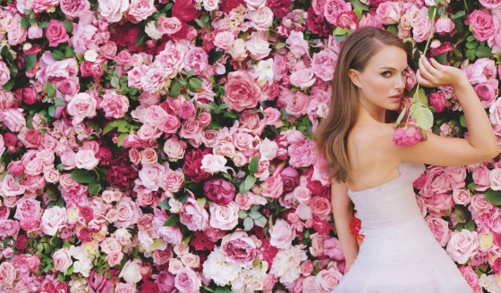 Natalie Portman – Miss Dior Perfume 2013 -01
