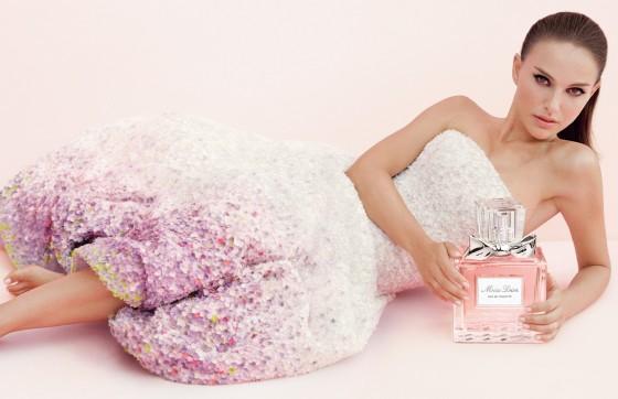 Natalie Portman – Miss Dior Perfume 2013 -05
