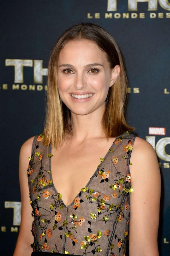 """Natalie Portman – """"Thor: The Dark World"""" Premiere in Paris"""