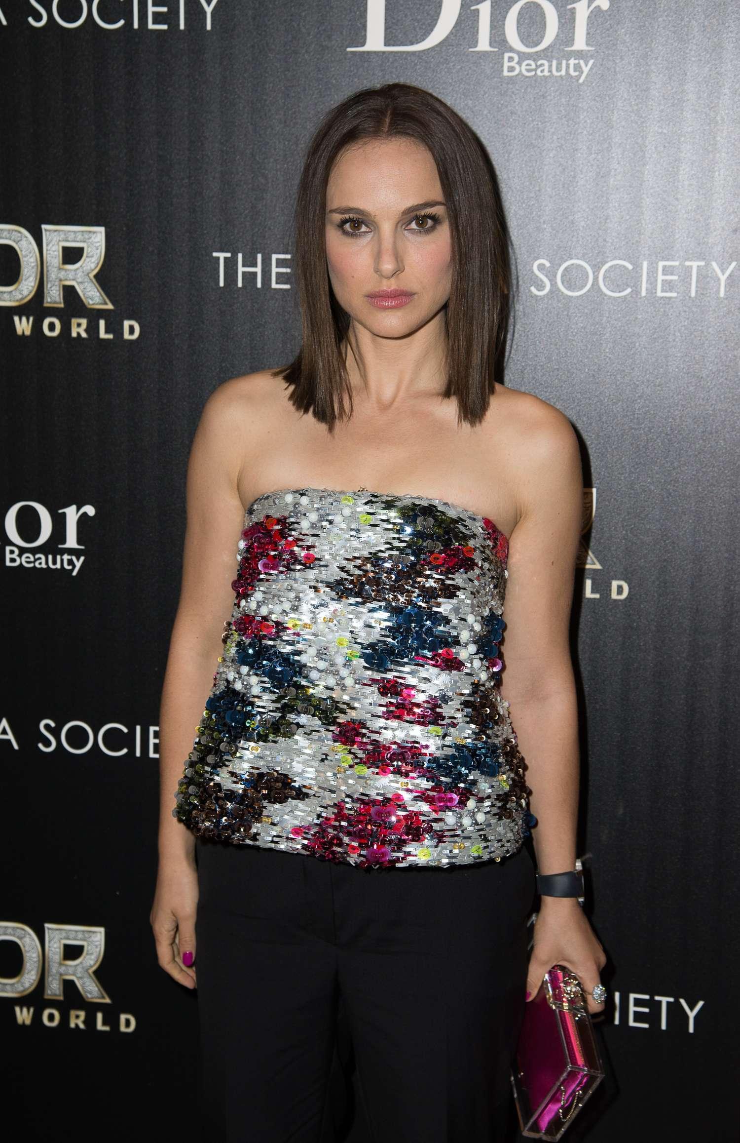 Natalie Portman - Thor: The Dark World Screening -05 ... Natalie Portman Email