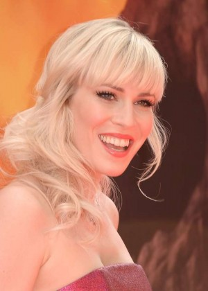 Natasha Bedingfield: The Pirate Fairy Premiere -02