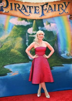 Natasha Bedingfield: The Pirate Fairy Premiere -04