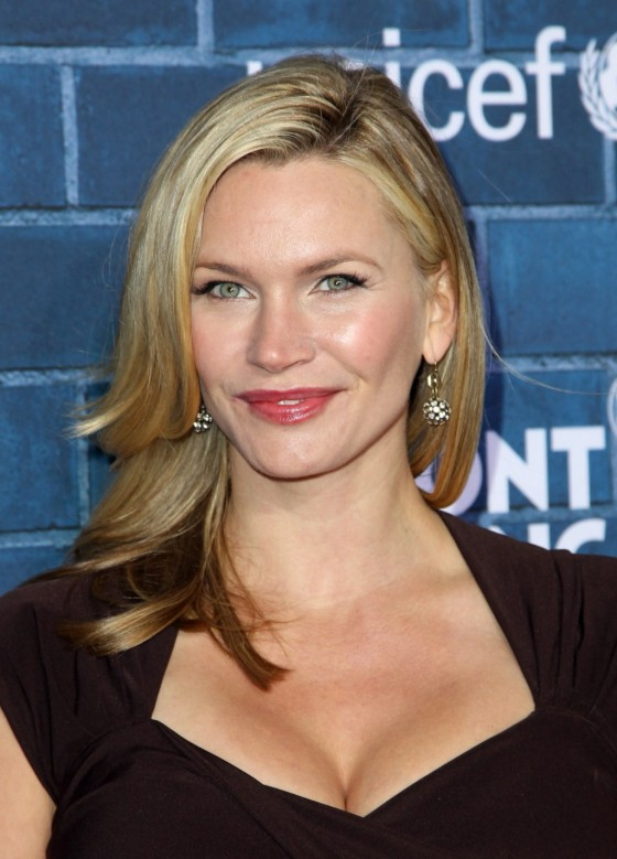 Natasha Henstridge at Montblanc and Unicef Pre Oscar Charity Brunch -02