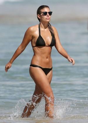Natasha Oakley Bikini Photos: 2014 Sydney -04