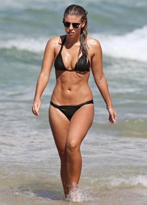 Natasha Oakley Bikini Photos: 2014 Sydney -13