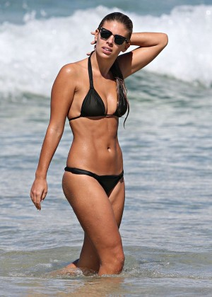 Natasha Oakley Bikini Photos: 2014 Sydney -16