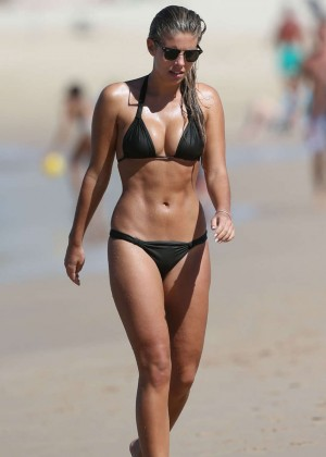 Natasha Oakley Bikini Photos: 2014 Sydney -17
