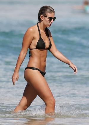 Natasha Oakley Bikini Photos: 2014 Sydney -18