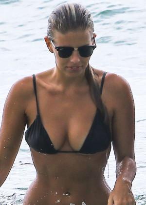 Natasha Oakley in a Bikini -08