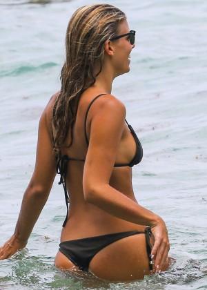 Natasha Oakley in a Bikini -10