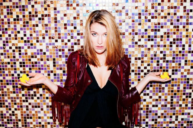Nathalia Ramos - Bellus Magazine (December 2014)