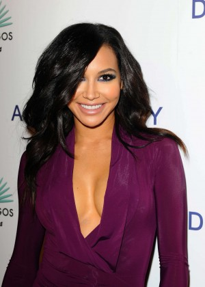 Naya Rivera - 2014 Brian Bowen Smith Wildlife show in West Hollywood