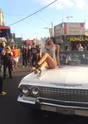 Naya Rivera: Cosmopolitan Latinas -10