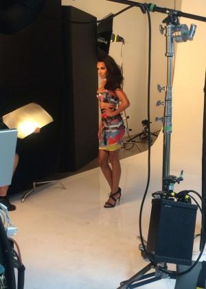 Naya Rivera: Cosmopolitan Latinas -12