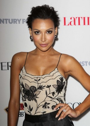 "Naya Rivera - Latina Magazine's ""Hollywood Hot List"" Party in West Hollywood"