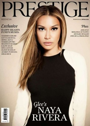 Naya Rivera: Prestige Indonesia -01
