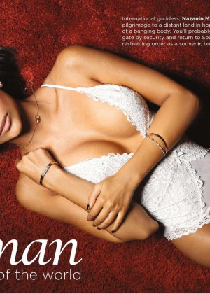 Nazanin Mandi: Maxim South Africa -05