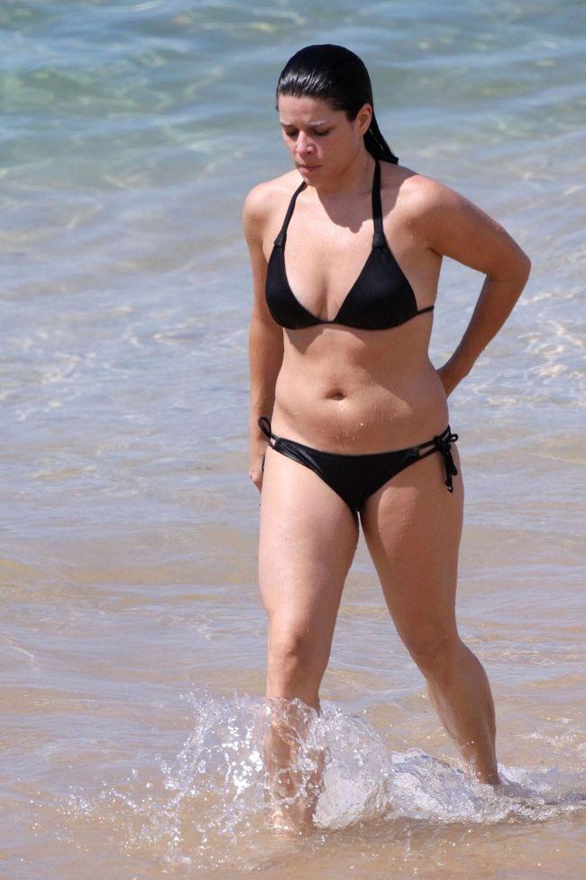 sexy big fat black chick nude