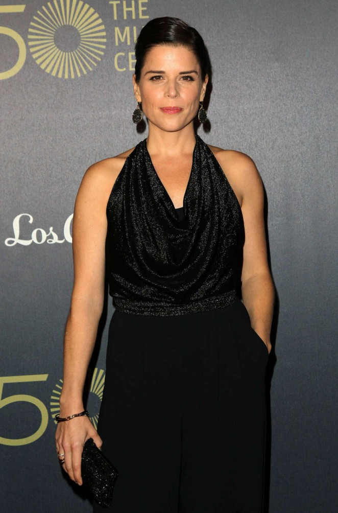 Neve Campbell - The Music Center's 50th Anniversary Spectacular in LA