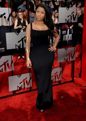 Nicki Minaj: 2014 MTV Movie Awards -01