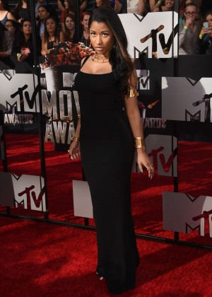 Nicki Minaj: 2014 MTV Movie Awards -02