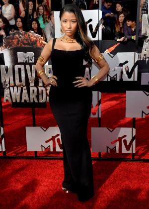 Nicki Minaj: 2014 MTV Movie Awards -03