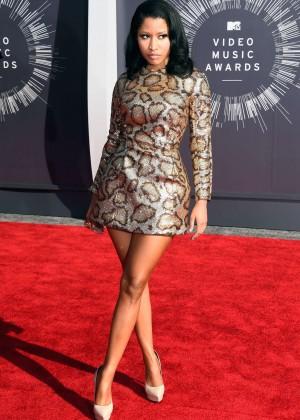 Nicki Minaj - MTV Video Music Awards 2014 in Inglewood