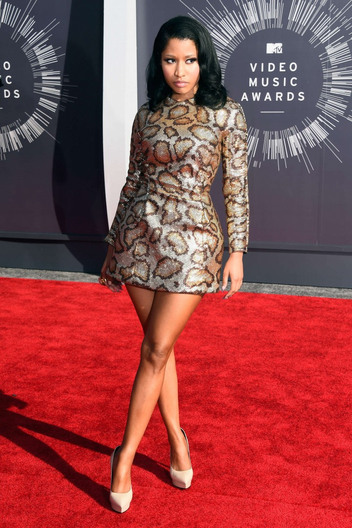 Nicki Minaj - MTV Video Music Awards 2014 in Inglewood