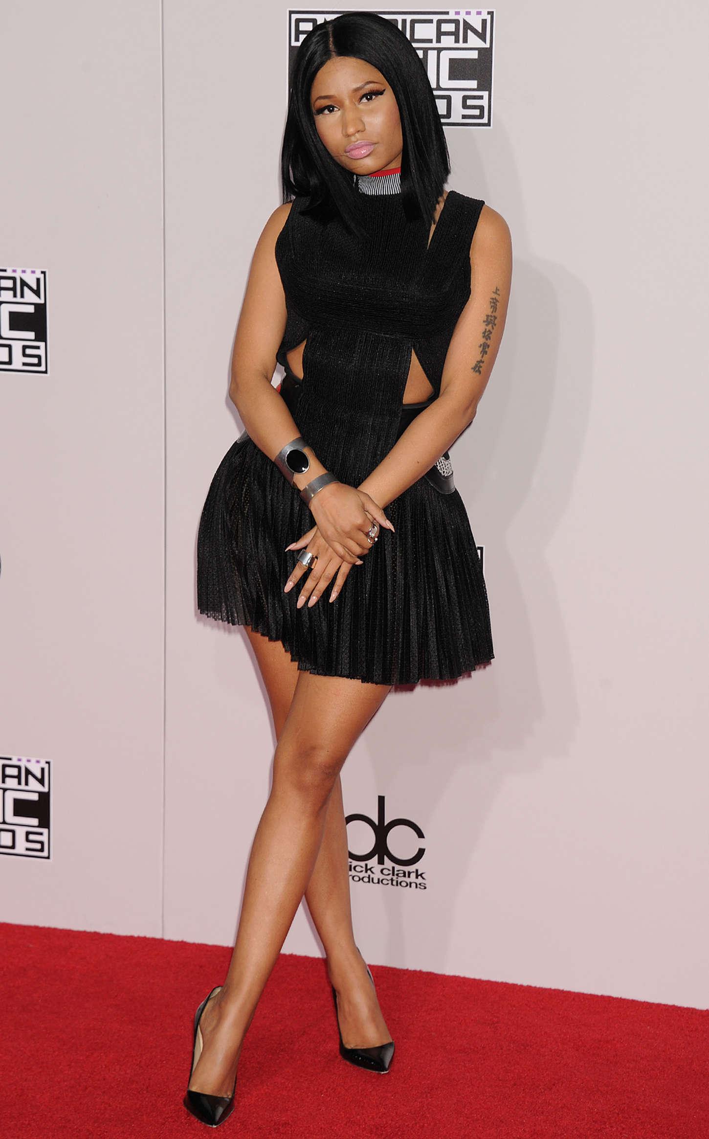 Nicki Minaj: 2014 American Music Awards -02