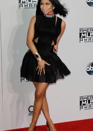 Nicki Minaj - 2014 American Music Awards in LA