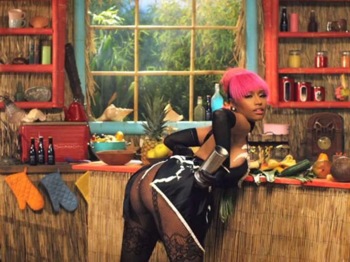 Nicki Minaj Anaconda Music Video And Screencaps 01 Gotceleb