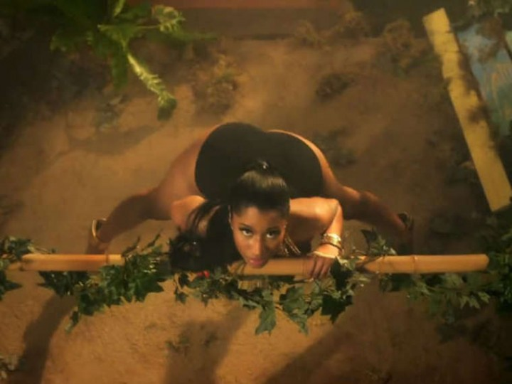 Nicki Minaj: Anaconda Music Video and Screencaps-02 - GotCeleb