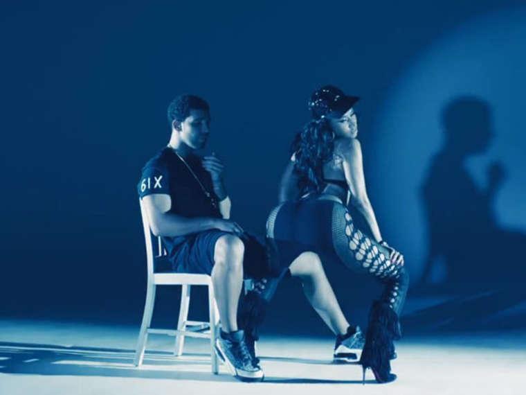 Nicki Minaj Anaconda Music Video And Screencaps 12 GotCeleb
