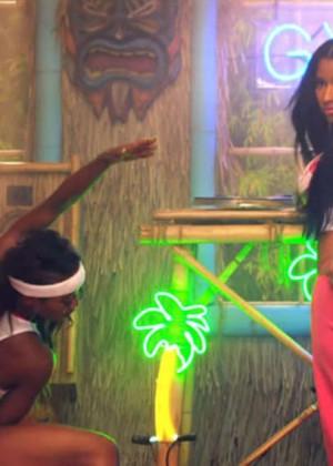 Nicki Minaj: Anaconda Music Video and Screencaps-16