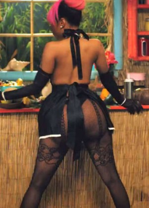 Nicki Minaj: Anaconda Music Video and Screencaps-23