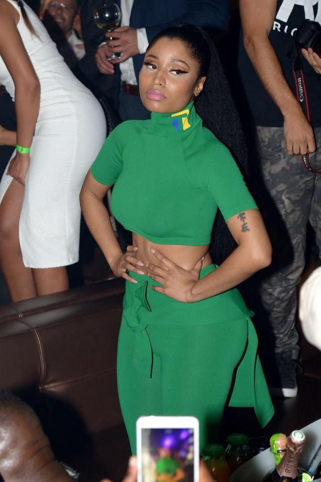 Nicki Minaj At 79 Club 14 Gotceleb