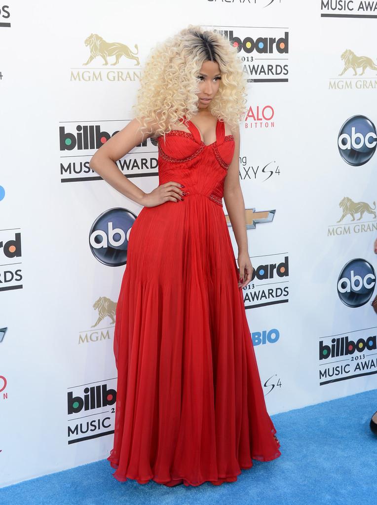 Nicki Minaj 2013 : Nicki Minaj at the 2013 Billboard Music Awards -04