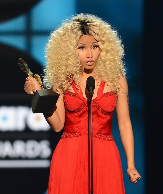 Nicki Minaj 2013 : Nicki Minaj at the 2013 Billboard Music Awards -05
