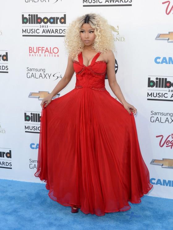 Nicki Minaj 2013 : Nicki Minaj at the 2013 Billboard Music Awards -11