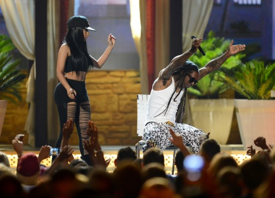 Nicki Minaj 2013 : Nicki Minaj at the 2013 Billboard Music Awards -14